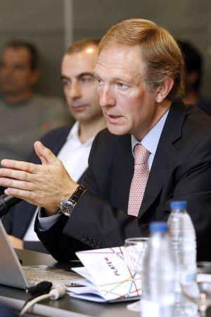 El director del INAEM, Miguel Ángel Recio.