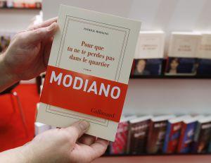 La última obra de Modiano publicada esta semana: 'Pour que tu ne te perdes pas dans le quartier' (Para que no te pierdas por el barrio).