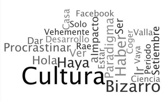 ¿Por qué 'cultura' es la palabra más buscada?