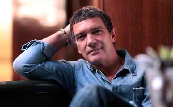 El actor y director Antonio Banderas, en 2012.