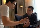 La intimidad de los ocho días que cambiaron la vida de Snowden