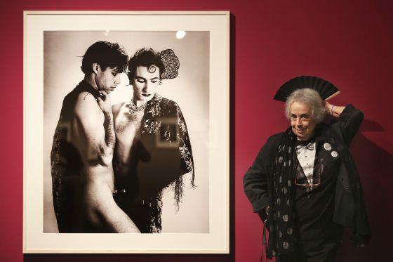 Colita, la retratista de la Gauche Divine, gana el Nacional de Fotografía