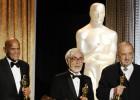 Oscar honoríficos a O'Hara, Miyazaki, Belafonte y Carrière
