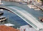 El fiscal pide 3,8 millones a Calatrava por su puente en Venecia