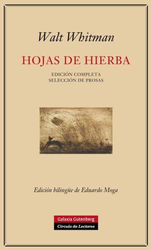 Portada de la nueva edición de 'Hojas de hierba'.