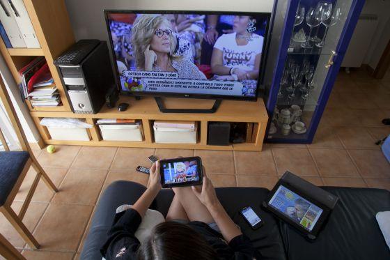 La televisión y Twitter consolidan su relación