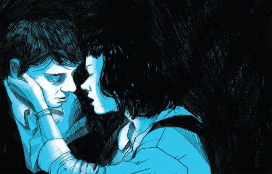 Ilustración de 'Al sur de la Alameda. Toma 1', mejor novela juvenil.