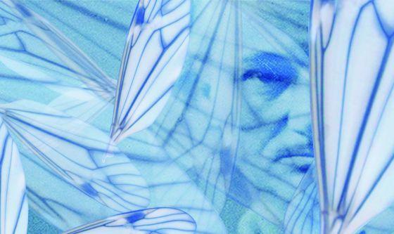 Ilustración de Fiona Morris, para 'Las flores del mal', de editorial Vaso Roto.