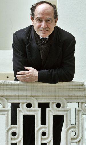 El escritor y editor Roberto Calasso en Barcelona.