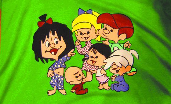 La familia Telerín, en una imagen promocional.