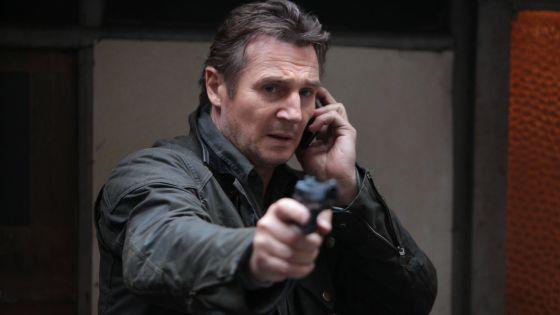 Liam Neeson, en 'V3nganza'.