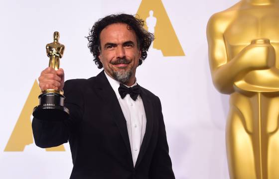 Director Alejandro Gonzalez Inarritu, ganador del Oscar