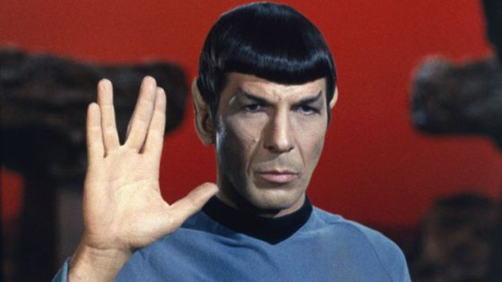 Spock de Star Trek