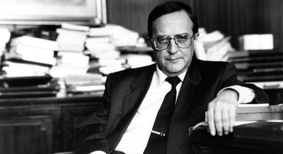 Rafael Portaencasa, el rector que consolidó la Politécnica