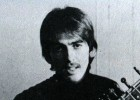 George Harrison en la India