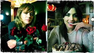 Enma Suarez y Adriana Ugarte, nuevas chicas Almodovar