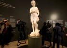 El 'San Juanito' de Miguel Ángel cobra vida en el Museo del Prado