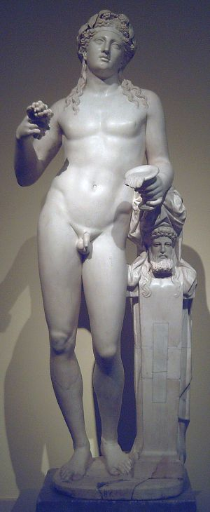 El dios Dionisio, dos mil años hablando