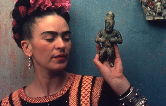El amor de Frida Kahlo y un artista español