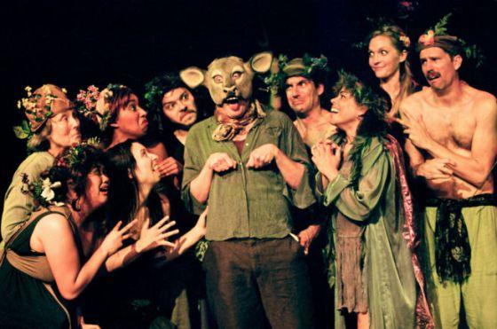 Tim Robbins dirigirá en Almagro 'El sueño de una noche de verano'