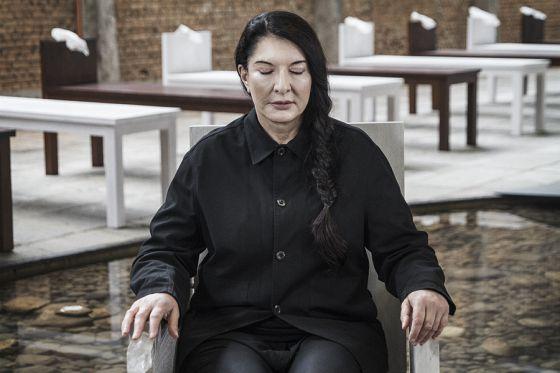 "Marina Abramovic: ""Cuando empecé me querían encerrar"""