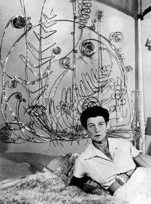 De cómo Peggy Guggenheim violó a Samuel Beckett
