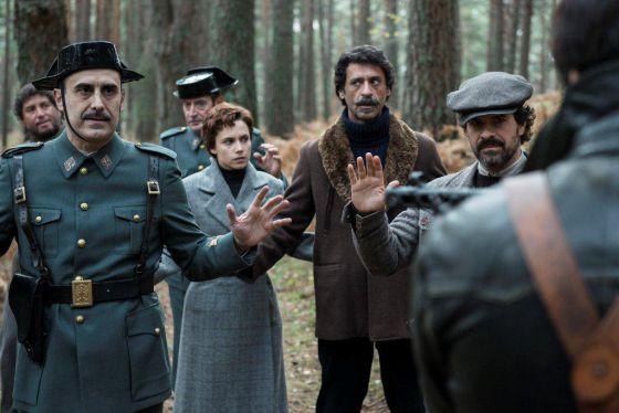 'El ministerio del tiempo', de TVE, una de las series españolas con éxito de ventas internacionales.
