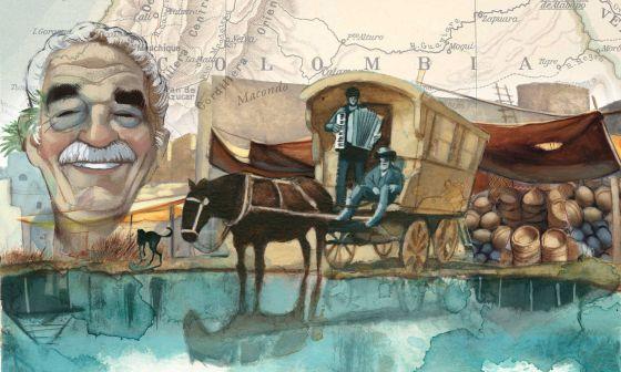 Macondo, territorio mítico de García Márquez
