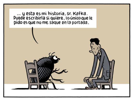 Traducir a Kafka: ¿'La metamorfosis' o 'La transformación'?