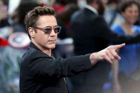 Robert Downey Jr. lanza un dardo xenófobo contra Iñárritu