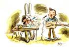 Dibujando música y cantando viñetas