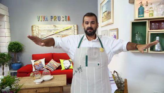 Telecinco cancela robin food televisi n el pa s for Programas de cocina