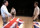 Tres muertos de las trincheras suben al escenario