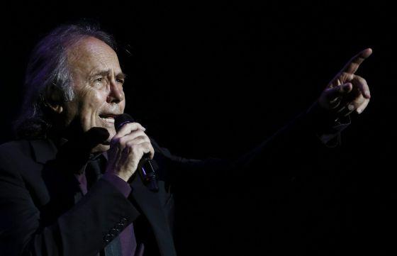 Serrat aplaza sus conciertos en Madrid por motivos de salud