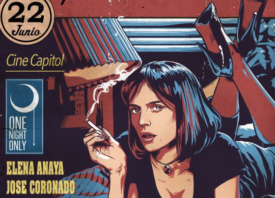 'Pulp Fiction', en directo