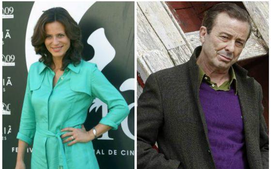 Aitana Sánchez-Gijón y Juan Diego, Medallas de oro de la academia de Cine
