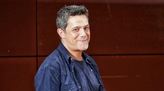 Alejandro sanz inicia hoy la gira de sirope por espa a for Conciertos madrid hoy