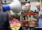 Los empleados de la National Gallery, en huelga indefinida