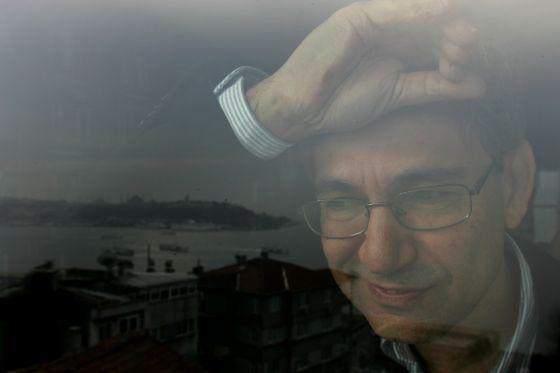 Orhan Pamuk, amor a Estambul