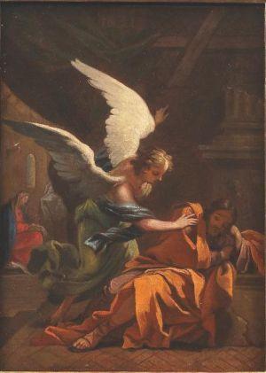 'Sueño de San José', de Francisco de Goya.