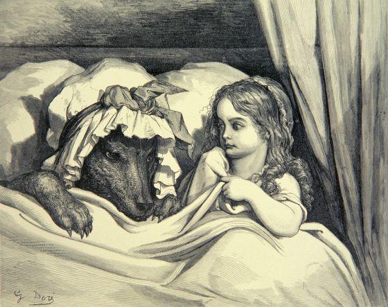 La maldad en los cuentos infantiles sirve de pedagogía