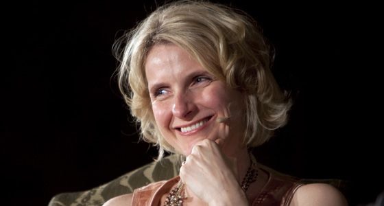 Elizabeth Gilbert, en un evento reciente.