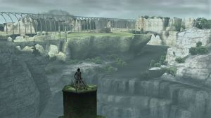Imagen de 'Shadow of the Colossus'.