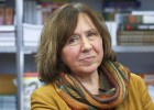 Bielorussa Svetlana Alexievich ganha prêmio Nobel de Literatura