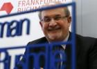 Irán se retira de la feria por la presencia de Rushdie