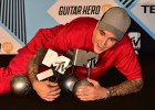 Justin Bieber brilla en los MTV Europe Music Awards