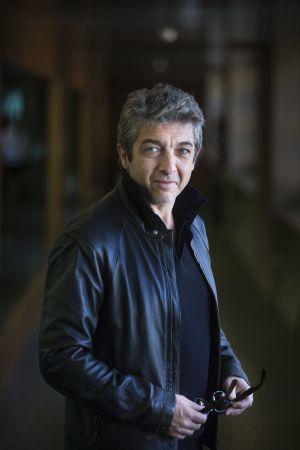 Ricardo Darín, retratado en la redacción de EL PAÍS.
