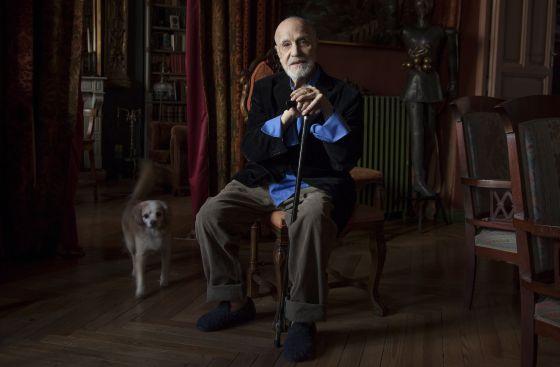 El escritor y académico Francisco Nieva
