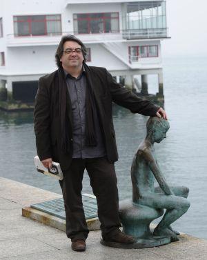 El periodista y escritor Jesús Ruiz Mantilla