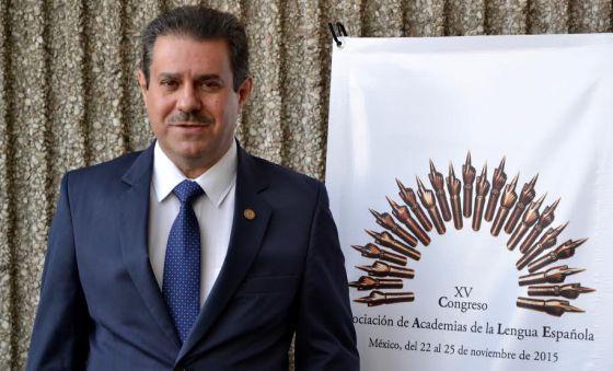Francisco Javier Pérez, nuevo secretario general de la Asociación de Academias de la Lengua.